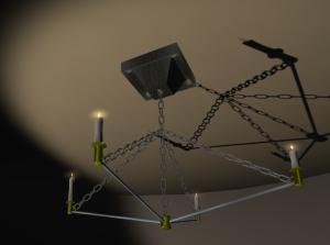 Candlier Base & Frame v3