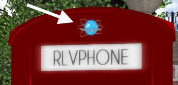 RLVPhone DSS Logo
