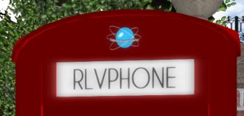 RLVPhone Sign
